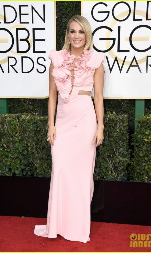 golden globes 2017, golden globe awards, celebridades, hollywood, mais bem vestidas, moda, awards season, fashion, who wore what, best dressed, carrie underwood