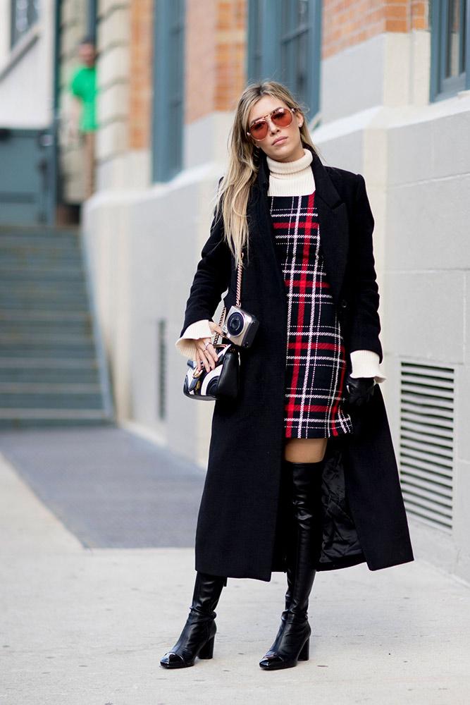NYFW FALL 2017: Os Melhores Looks de Street Style