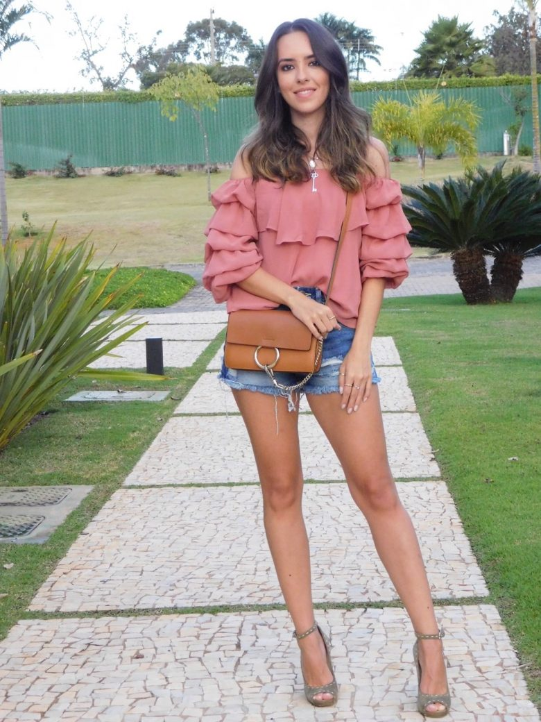 mangas chamativas, moda, estilo, tendência, look do dia, Gabi May, statement sleeves, fashion, style, trend, ootd