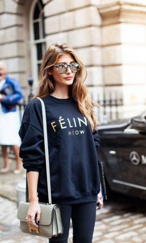 moletom, tendência, estilo esportivo, moda, look, estilo, sweatshirt, trend, fashion, style, inspiration, sporty style