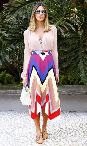 anna fasano, look, saia midi, moda, estilo, inspiração, outfit, midi skirt, fashion, style, inspiration