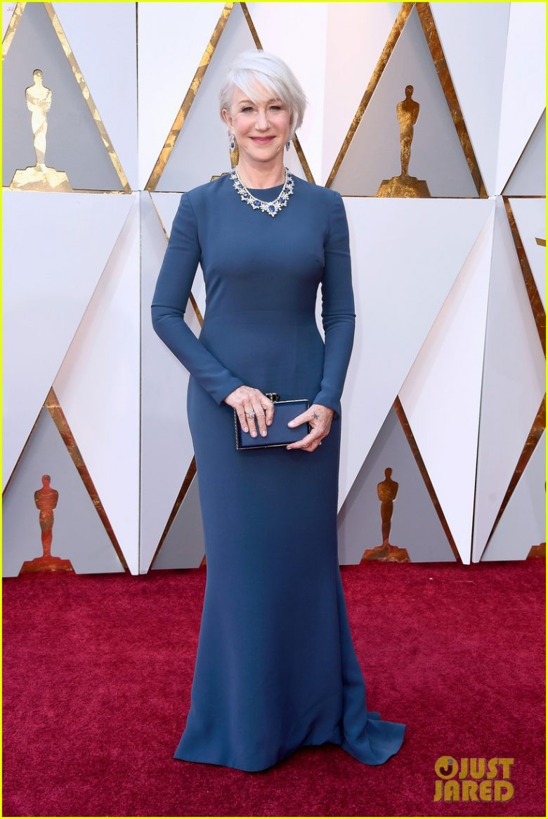 oscar 2018, tapete vermelho, celebridades, premiação, moda, estilo, looks, vestido longo, 2018 oscars, red carpet, celebrities, award season, fashion, style, gowns, outfits, helen mirren