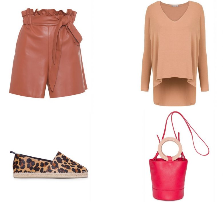 item da semana, looks, moda, estilo, blusa bege, item of the week, fashion, style, outfits, nude top