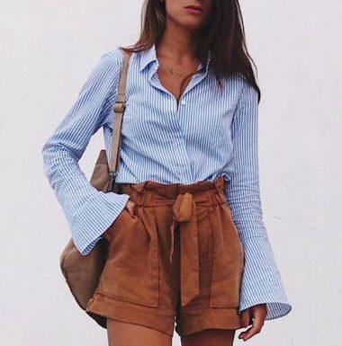looks com shorts, moda, estilo, inspiração, outfit with shorts, fashion, style, inspiration