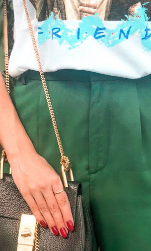 calça verde, green pants, look do dia, outfit of the day, gabi may